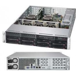RACK ARTEC 2U DUAL XEON SILVER 4110 - 64GB-2TB-2PS