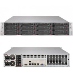 ARRIENDO RACK ARTEC 2U XEON BRONZE 3106 - 16GB-960SSD-80TB-2PS