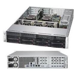 ARRIENDO RACK ARTEC 2U DUAL XEON SILVER 4114 - 128GB - 2PS