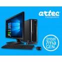 DESKTOP ARTEC NETANYA I7 7MA SILVER (M20-WPOF2)