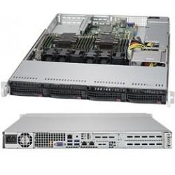 RACK ARTEC 1U DUAL XEON BRONZE 3104 - 64GB-480SSD+1TB-1PS