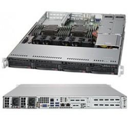 RACK ARTEC 1U XEON BRONZE 3106 - 32GB-480SSD+1TB-2PS